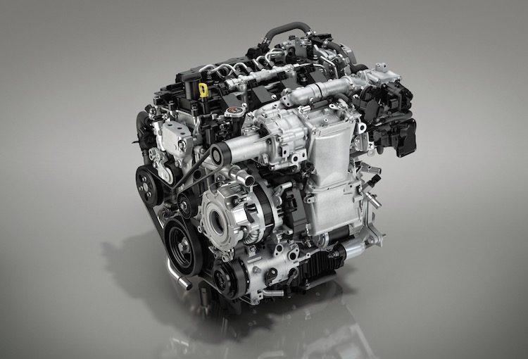 Mazda's complexe Skyactiv-X motor wordt geen geldput
