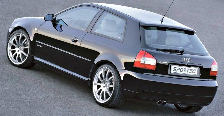 Sportec Audi S3 (8L) '02