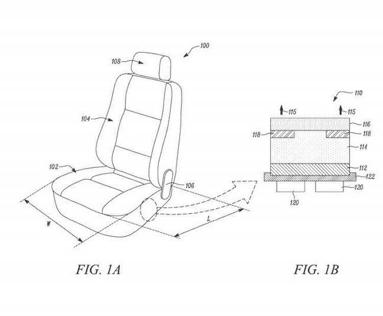 Tesla heeft een ander idee over stoelverwarming