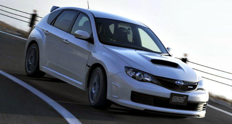 Subaru Impreza STI R205 (GRB) '10