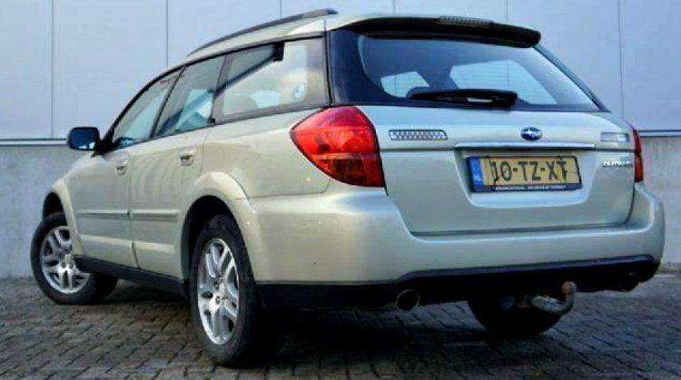 Subaru Outback '07