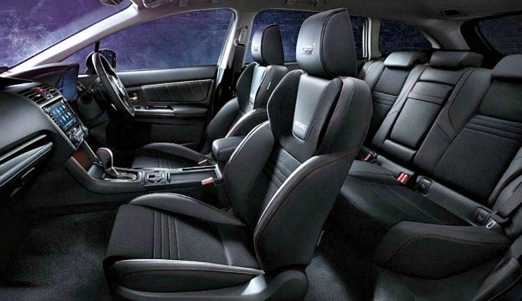 Subaru Levorg STI Sport Black Edition