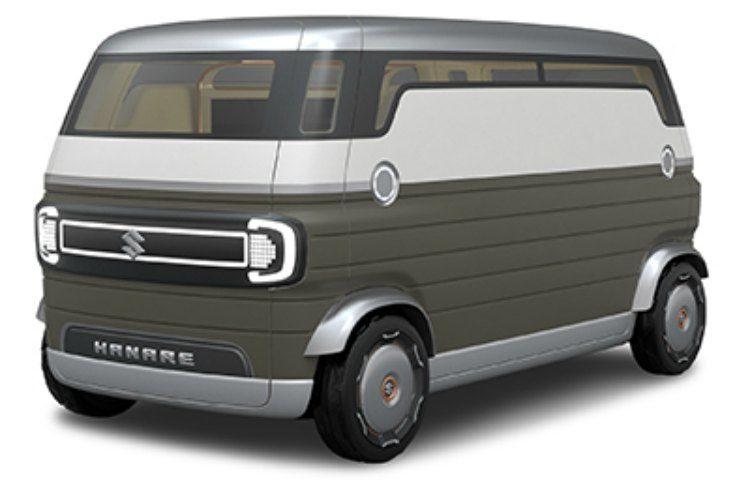 Suzuki Hanara Concept '19