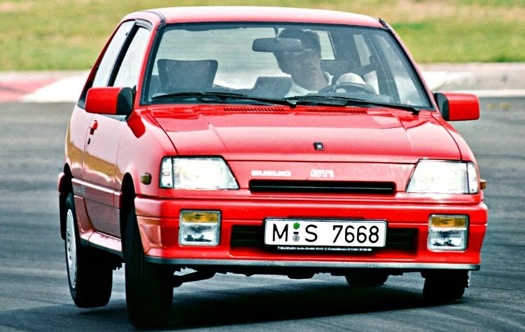 Suzuki Swift GTI '86
