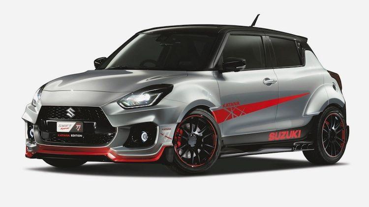 Suzuki Swift Sport Katana (JP)