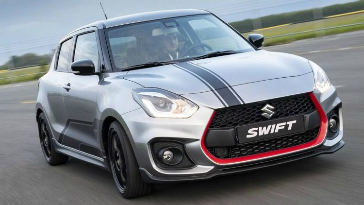 Suzuki Swift Sport Katana '19