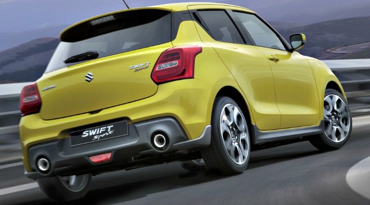 Suzuki Swift Sport '19