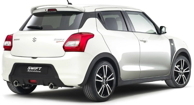 Suzuki Swift SportLine '19
