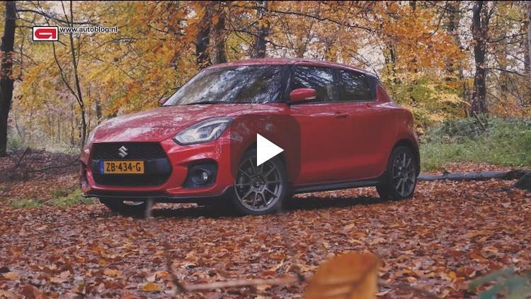 Project Suzuki Swift Sport: nieuwe velgen en banden