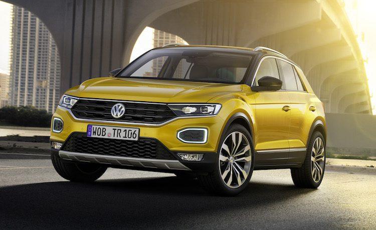 Hete Volkswagen T-Roc R krijgt 300 pk
