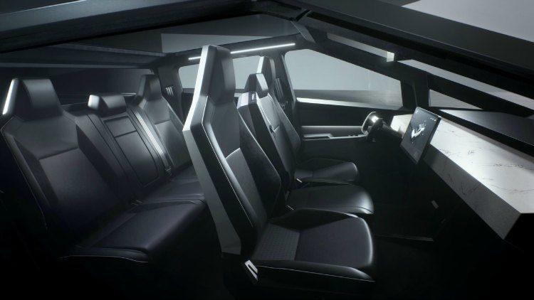 Tesla Cybertruck '22
