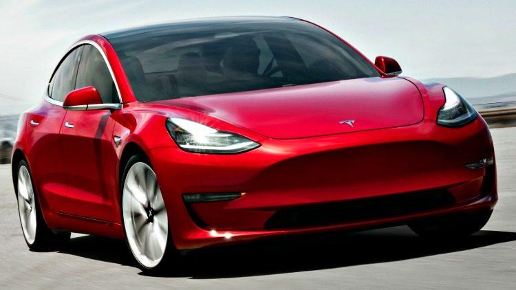 Tesla Model 3 Dual Motor AWD