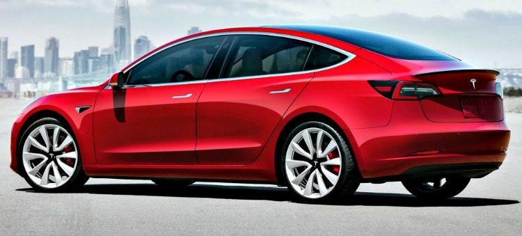 Tesla Model 3 Dual Motor AWD '19