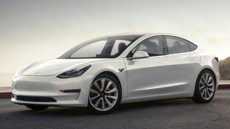 Tesla Model 3 '19