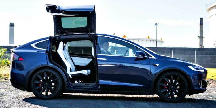 Tesla Model X P100D '19