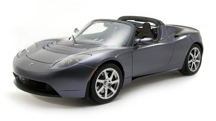 Tesla Roadster '07