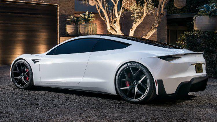 Tesla Roadster '20