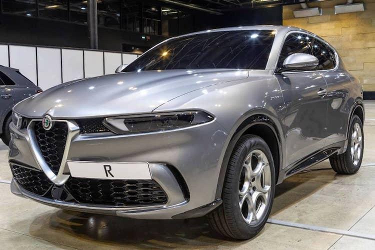 Gelekt: hier is de Alfa Romeo Tonale