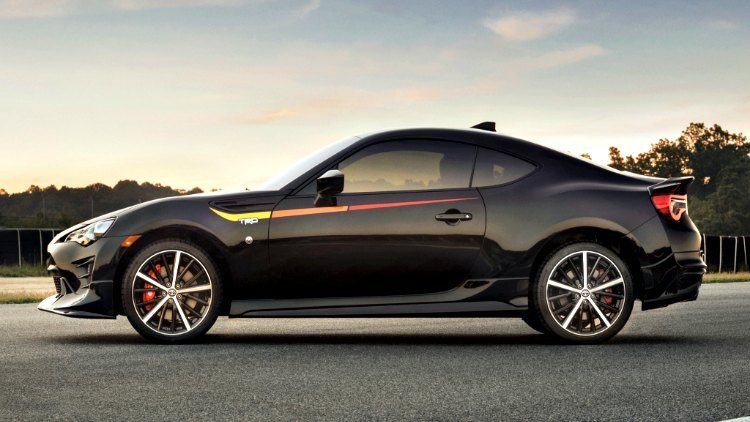 Toyota 86 TRD Special Edition '18
