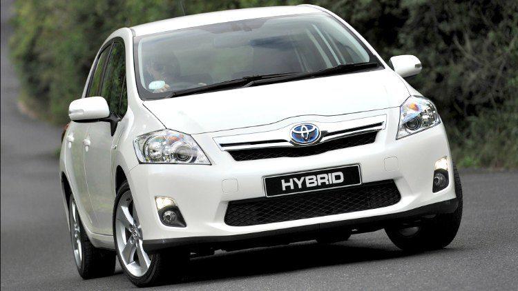 Toyota Auris HSD (E150)