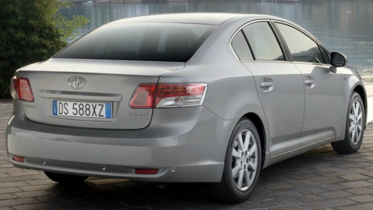 Toyota Avensis (T270) '09
