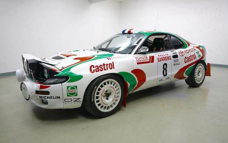 Deze Group A Toyota Celica is puur porno