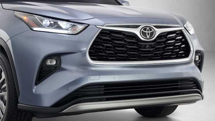 Toyota's nieuwste SUV is groots en machtig