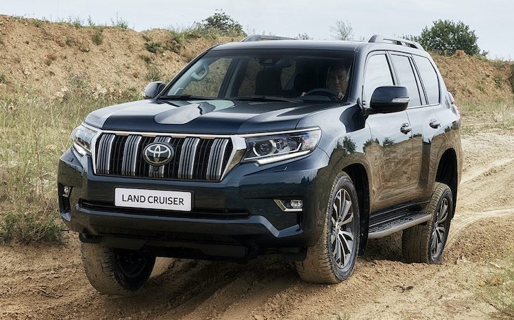 Toyota Land Cruiser Prado (150) '19