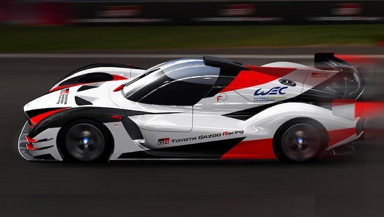 Officieel: jankende atmosferische 6.5-liter V12 naar Le Mans [update]