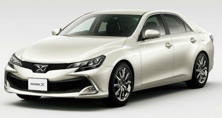 Toyota Mark X 250S Four (GRX130) '19