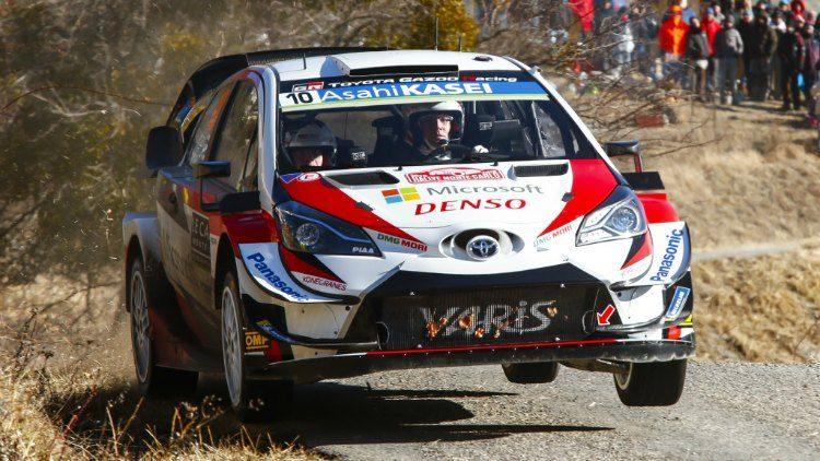 Toyota Yaris WRC '19