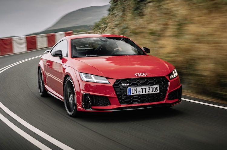 Audi TTS krijgt een flink prijskaartje