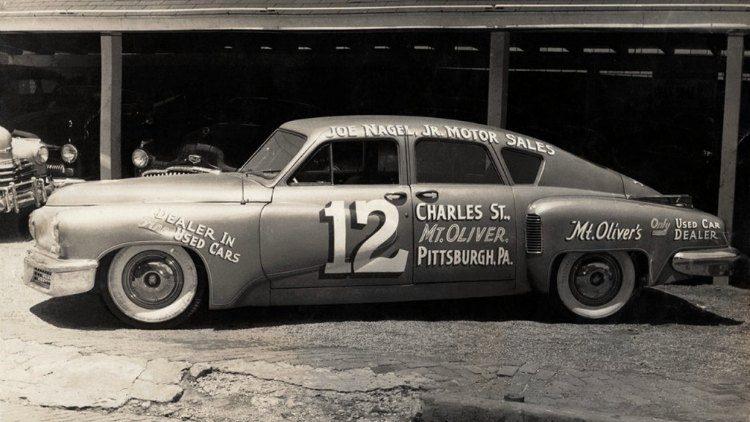 Tucker Sedan NASCAR '50