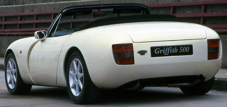 TVR Griffith 500 '94