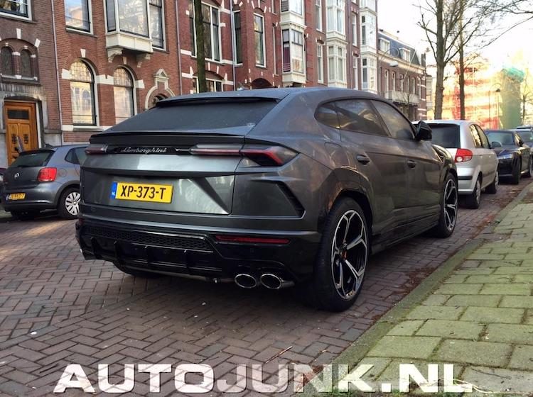 15 keer Lamborghini Urus op Nederlands kenteken