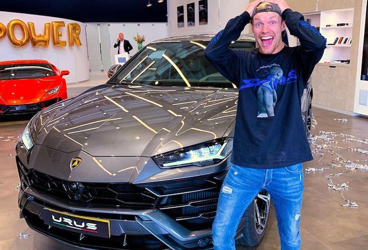 LOL: Lamborghini verkoopt 96 (!) procent meer auto's