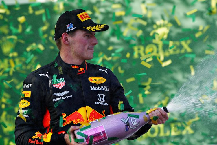 De internationale media over P3 van Max Verstappen