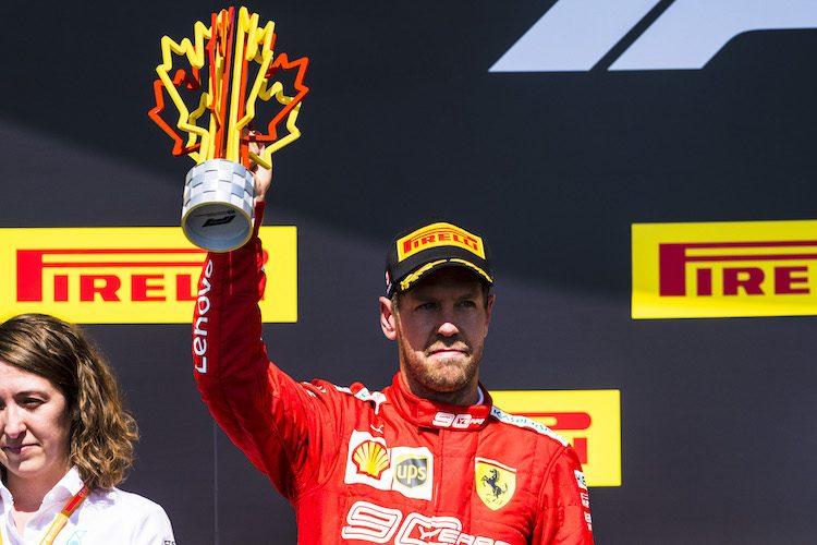 Internationale media over de tijdstraf van Vettel