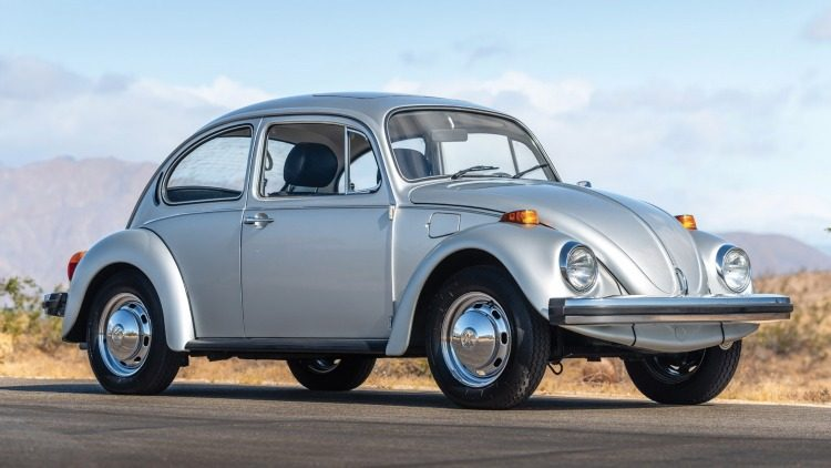 Volkswagen Beetle Sedan '77