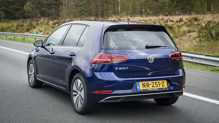 Volkswagen e-Golf E-Dition '19