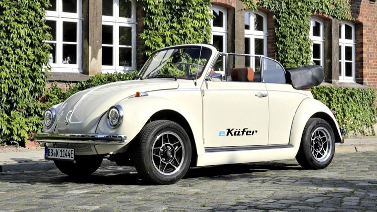Volkswagen E-Kafer '19
