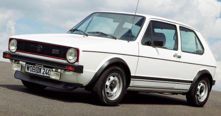 Volkswagen Golf GTI (Typ 17) '76