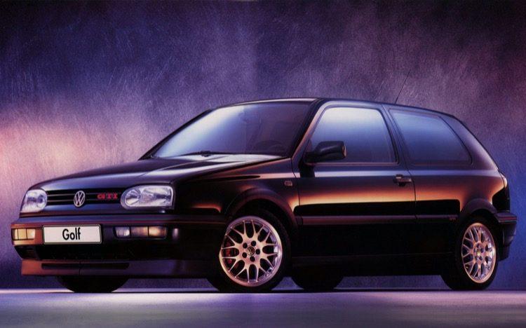 Hoogtepunten uit de geschiedenis van die VW Golf