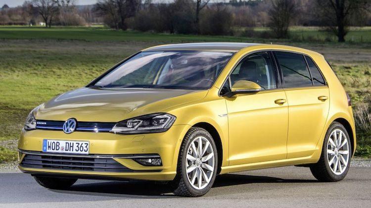 Volkswagen Golf '19