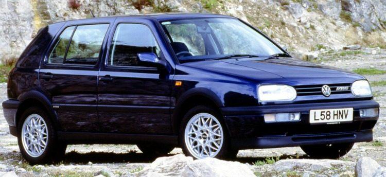 Volkswagen Golf VR6 (Typ 1H) '92