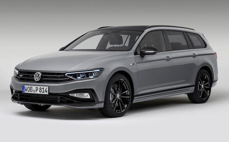 Dit is de nieuwe Volkswagen Passat, als R-Line