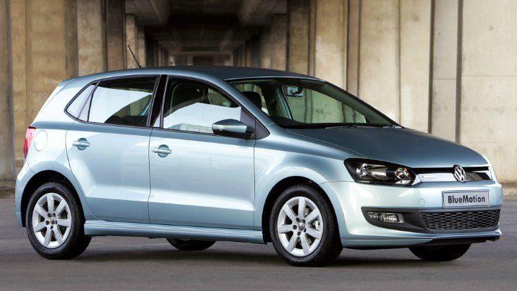 Volkswagen Polo BlueMotion (6R) '10