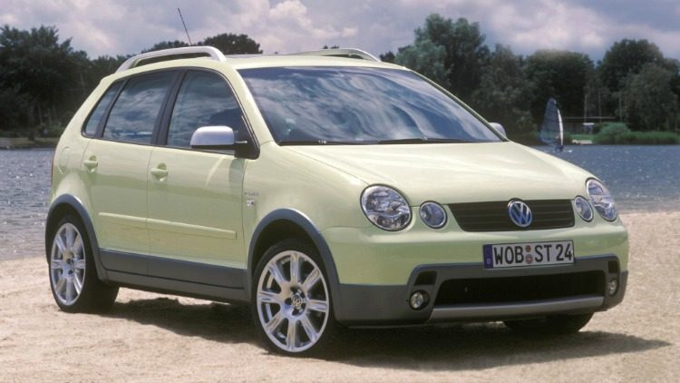 Volkswagen Polo Fun (Typ 9N) '04