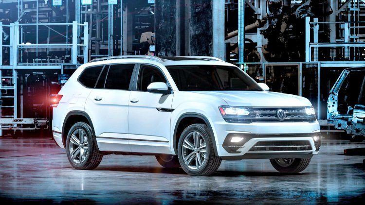 Volkswagen Atlas R-Design