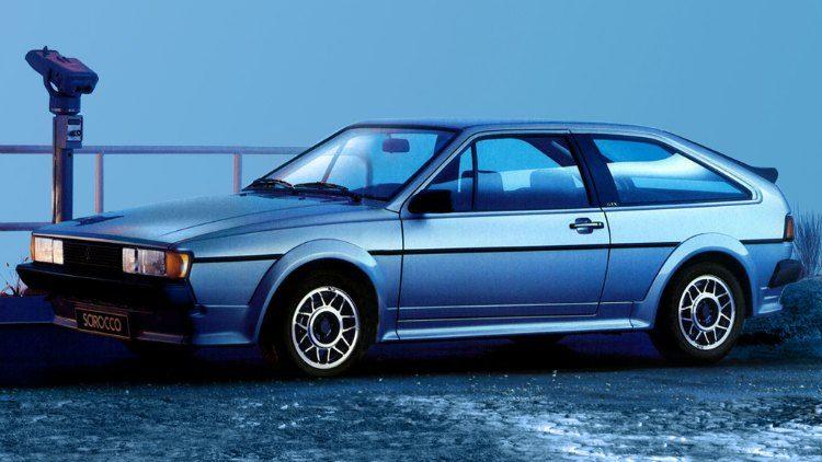 Volkswagen Scirocco GTX '84